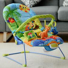 Babywippe Babywiege Schaukelwippe Schaukelsitz Babyschaukel Babysitz mit Musik