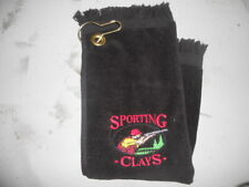 Shooter towel Sporting Clays