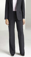 Women's Pinstripe Wool Blend Trouser Suits & Tailoring