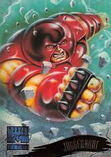JUGGERNAUT/ 1995 Marvel Masterpieces (Fleer) Base Trading Card #128