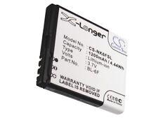 N6F10T , BL-6F New Battery for BLU Cubo ,  Nokia N95 8GB , N78 , N79   VIBO A688