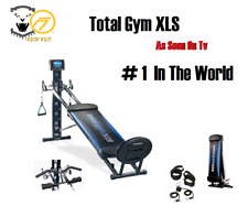 Total Gym XLS Home Gym - Blue/Black
