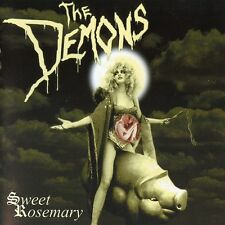 THE DEMONS - Sweet Rosemary - CD - Neu - Melodic Black Metal from Russia