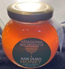 Patagonia Bee Products Raw Ulmo Honey 9 Oz Jar