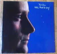 PHIL COLLINS Hello, I Must Be Going LP/FOC OIS