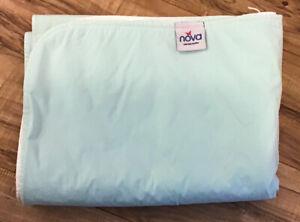"Large NOVA Bed Pad Pet Pad Baby Pad - Size 50"" x 34"" Waterproof Washable Cotton"
