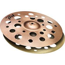 "Paiste PSTX Swiss Hi Hat Cymbals 10"" - Video Demo"