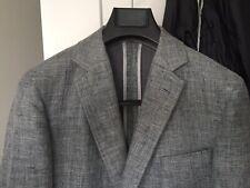 Richard James Spirit Jacket Gray Linen 42R Linen Sport Jacket New $1095