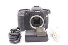 Canon EOS 40D 10.1MP 3'' Screen DSLR Digital Camera - Black (Body Only)