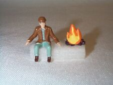 Lionel 6-35130 7-11022 35130 Polar Express Disappearing HOBO FIGURE W/ FIRE! NOS