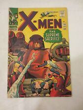 X-MEN MARVEL COMICS ISSUE #16 JANUARY 1966  VERY GOOD CONDITION