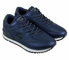 Skechers señores sunlite zapatillas cortos azul a estrenar con caja gr:44