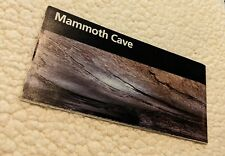 Mammoth Cave, by Lewis D. Cutliff and John J. Wagoner (1985, Stapled)