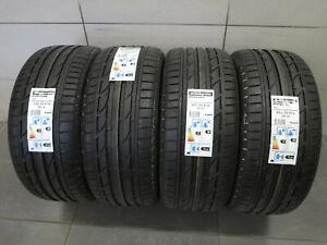 4x Sommerreifen Bridgestone Potenza S001 * RSC 225/35 R19 88Y Run Flat NEU