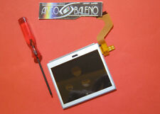 DISPLAY LCD SCHERMO PER NINTENDO DS LITE +GIRAVITE Y 3 PUNTE FLAT RICAMBIO NUOVO