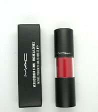 MAC  Versicolour Lip Stain-RESILIENT ROUGE, NIB 100% Authentic