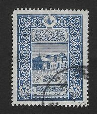 Turkey 1916 20 Pa The Old General Post Office-Constantinople Used (BX1)