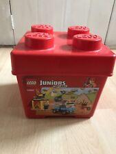 Lego Juniors 29503. 10667 Easy To Build Construction Demolition. Storage box