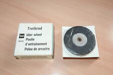 Dual Reibrad / idler wheel für 1219/1229 Plattenspieler NOS unbenutzt