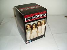 DESPERATE HOUSEWIVES COMPLETE SERIES 1 - 8 BOX SET