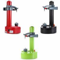 Pelador Electrico Multifuncional Para Frutas Y Verduras Pelador De Manza Aut 2D6
