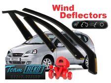 DAEWOO TACUMA / Chevrolet Rezzo 5D 2000 - 2011  Wind deflectors  4.pc HEKO 21420