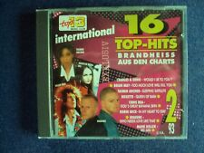 CD : 16 International TOP Hits, Brian May, Roxette, Chris Rea, ...1993