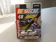 NEW AW R2 SUPERIII NASCAR IWHEELS #48 JIMMIE JOHNSON.2017 CHEVY SS 1/64 SCALE