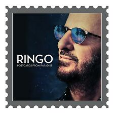 RINGO STARR - POSTCARDS FROM PARADISE  CD NEUF