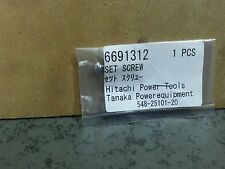 6691312 screw Hitachi Tanaka genuine part