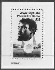#2249 22c Jean B. P. Du Sable Publicity Photo Essay
