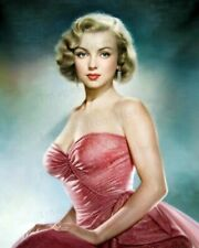 8x10 Print Marilyn Monroe Beautiful Color Portrait #MMCP