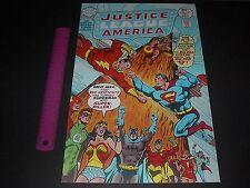 DC COMICS FAMOUS COVERS JUSTICE LEAGUE OF AMERICA SUPERMAN VS SHAZAM POSTER PIN
