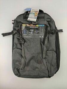 SWISSGEAR 6067 Getaway 2.0 Big Expandable Unisex Ultra Spacious RFID Backpack