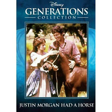 Justin Morgan Had a Horse DVD Disney 1972 Don Murray (MOD DVD-R)