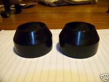 Honda , Yamaha  Rubber 43 mm Fork Wipers Dust boots. Dust Guards Made in USA   !