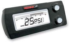 Koso X-1 Boost Gauge