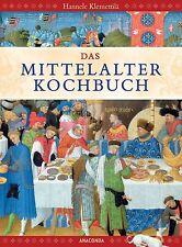 Das Mittelalter-Kochbuch von Hannele Klemettilä (2013, Gebundene Ausgabe)