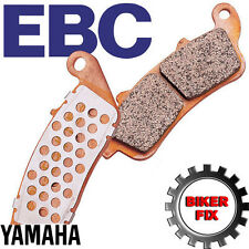 YAMAHA YZF R1 09-12 EBC FRONT DISC BRAKE PAD PADS FA442/4HH