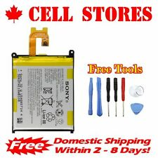 Original OEM SONY Xperia Z2 Battery D6502/3 D6543 LIS1543ERPC 3200mAh + Tools