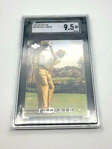 1994-95 Upper Deck Rare Air Michael Jordan #33 SGC 9.5 GEM MINT Low Pop Golf
