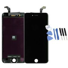 New LCD Screen Touch Assembly Digitizer Black Frame For iPhone 6 Plus 5.5''USA