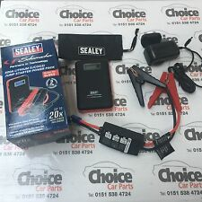 Sealey Jump Starter Power Pack Litio (licoo 2) 400A SL65S