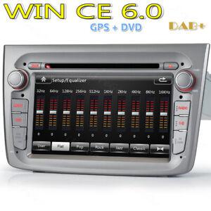 Für Alfa Romeo MITO 7 zoll HD DVD Navigation GPS Autoradio CARPLAY DAB+ OBD+ USB