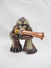 """Star Wars Galactic Heroes Tarfful Wookie 2007 Hasboro 2.5"""""""