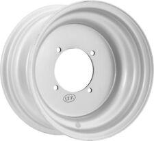 ITP - 1025793700 - Rear - Steel Wheel, 10x8 - 3+5 Offset - 4/156 - Silver