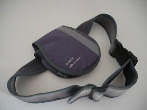Vintage Sony Walkman 3M Atrac cd player Waist Belt Discman Case Fanny Pack