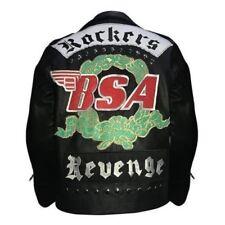 George Michael Faith BSA Rockers Revenge Faux Leather Jacket