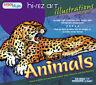Hi-Rez Illustrations Animals  Royalty Free High Resolution  PC and MAC Clip Art