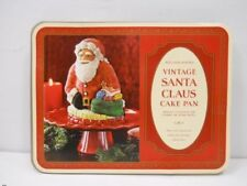 Williams-Sonoma Vintage Christmas Santa Claus Cake Pan-Nordic Ware